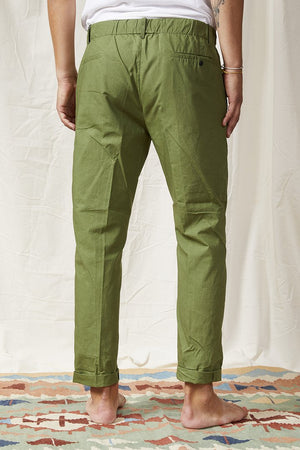 A.B.C.L. GARMENTS - Coulisse Ripstop - 0117 Green