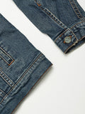 Fabio N1 Dark Denim Jacket