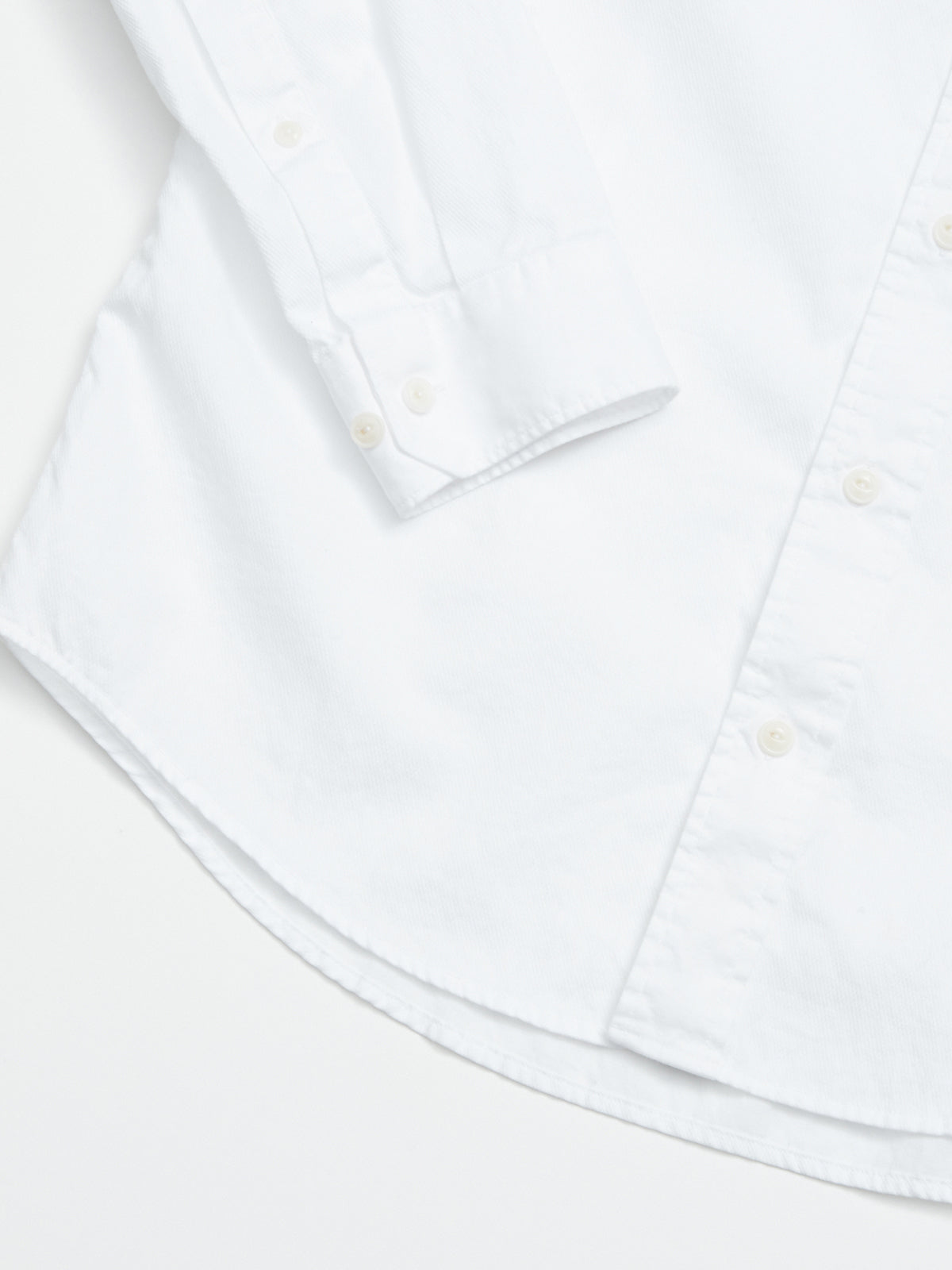 Miguel Brilliante Shirt  White