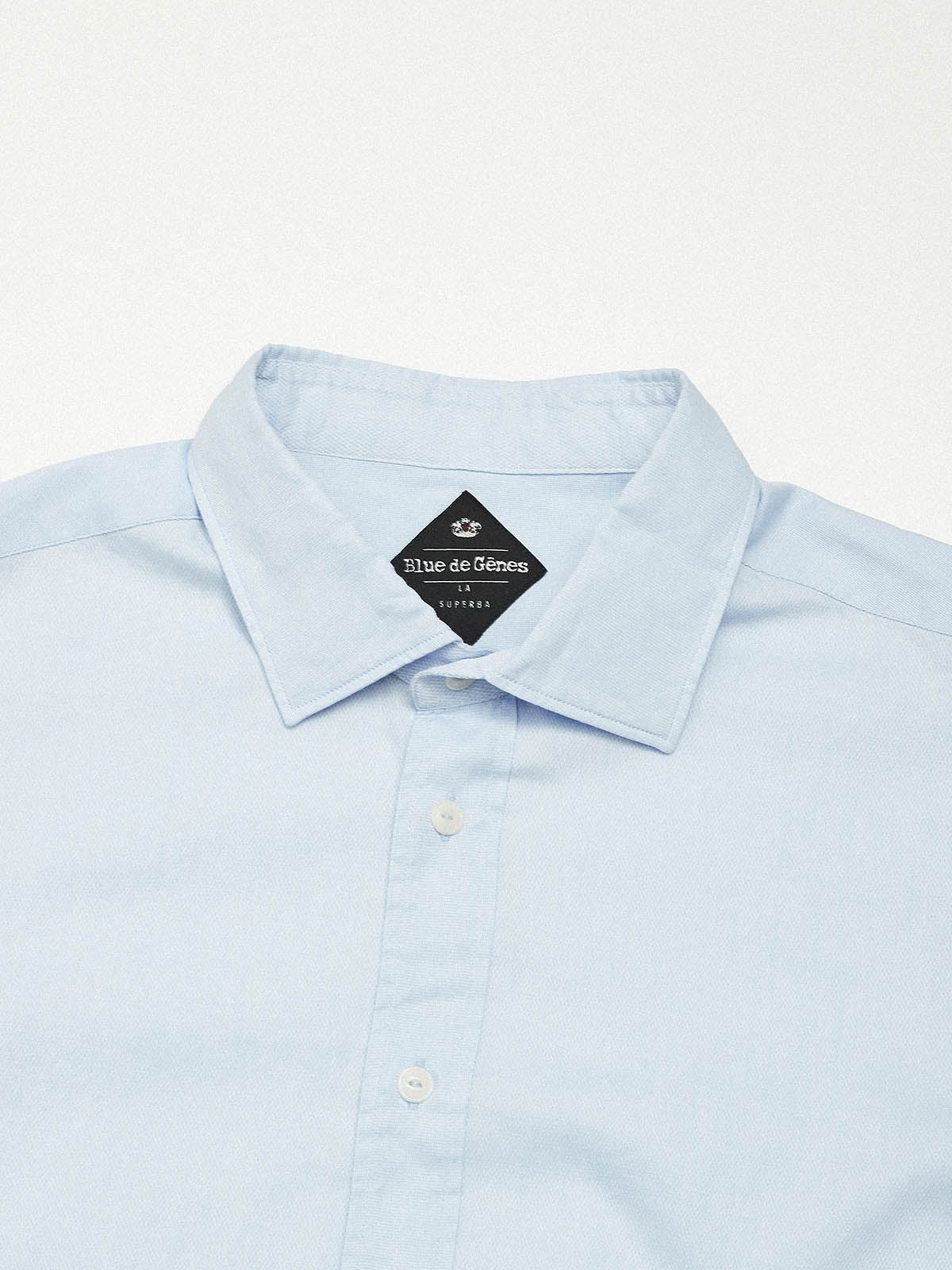 Miguel Brilliante Shirt   Lt. Blue