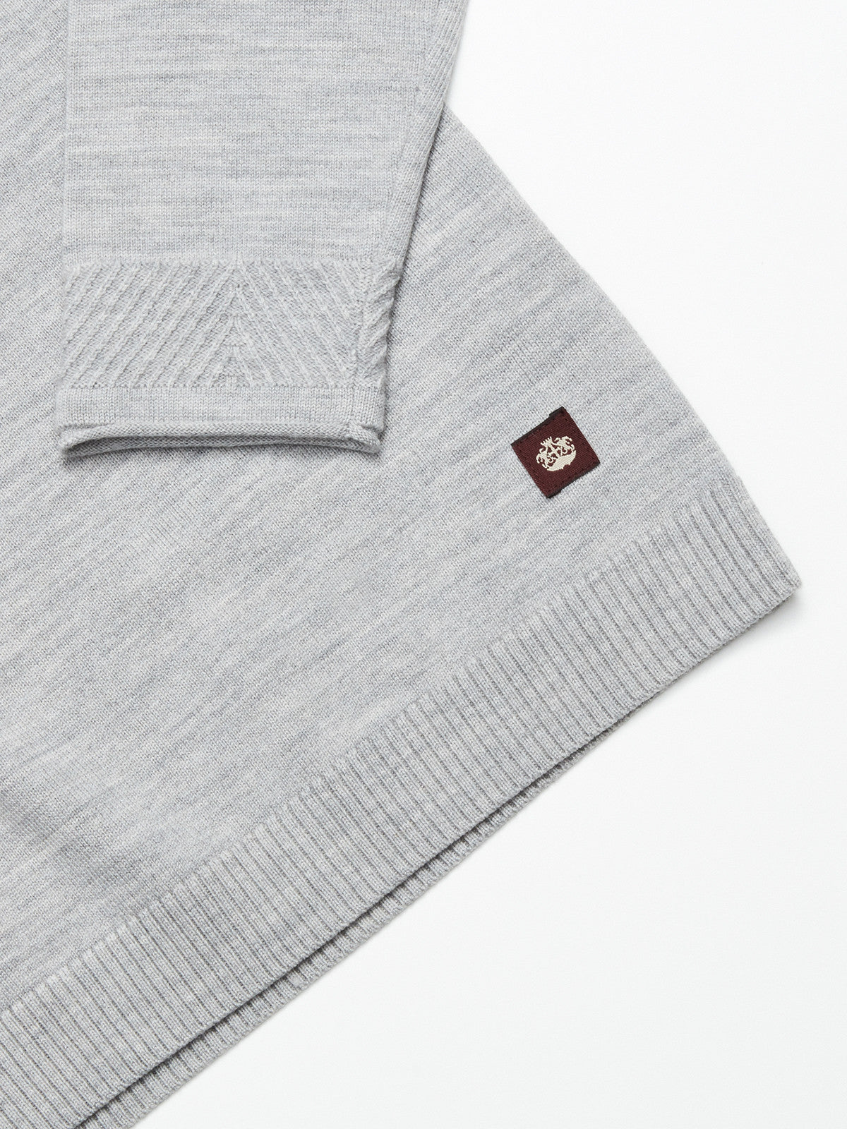 Montecello Knit, Grey Melange