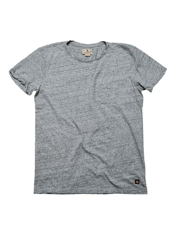 Sagi Shortsleeve T-Shirt Grey Melange
