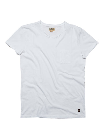 Sagi Shortsleeve T-Shirt White