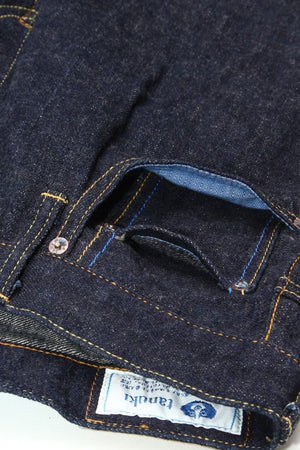 "Tanuki - THT 12.5oz ""天 (Ten)"" High Tapered Jeans"