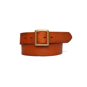 Stevenson Overall Co. Gallison Belt Black and Brown