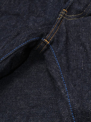 "TANUKI - NSXT 16oz ""SEN"" Natural Indigo Extreme Tapered"