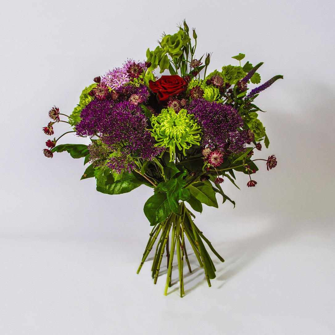 Heart and Soul Bouquet - XOXO Florist Aberdeen