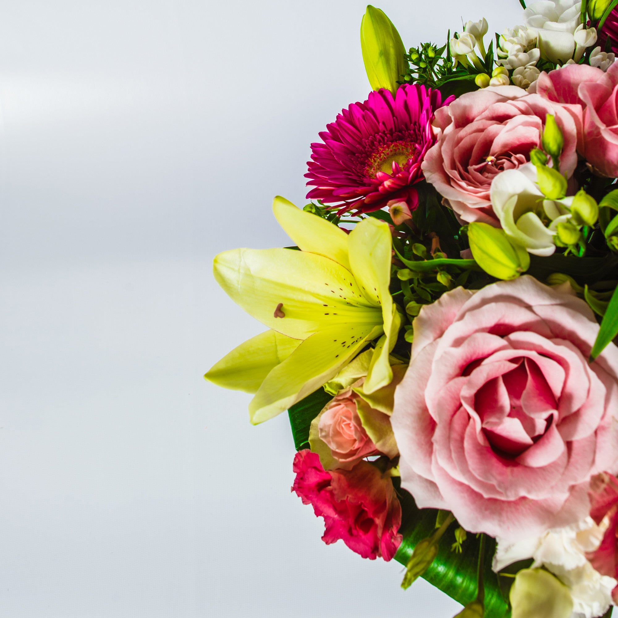 Princess Bouquet by XOXO Florist Aberdeen | Florist in Aberdeen | Mother's day flowers