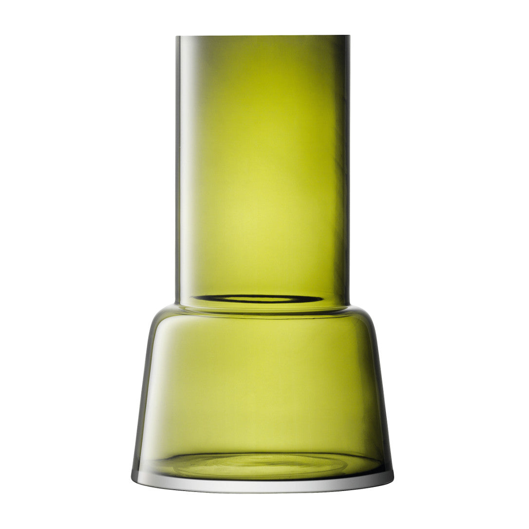 Chimney Vase Olive by VSA