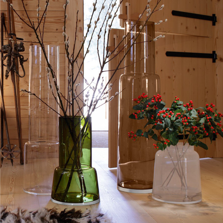 Chimney Vases - Homeware, Glassware, LSA