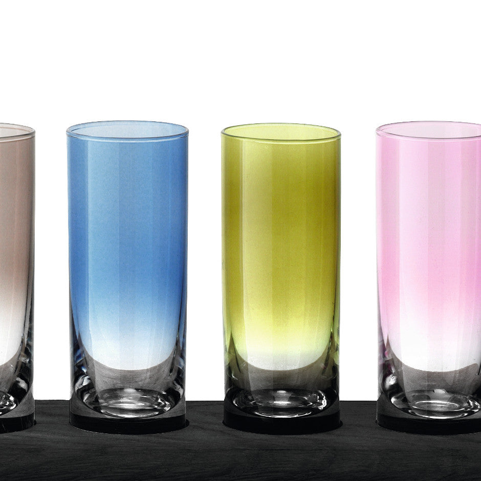 Coloured Shot Glass Paddle Set - LSA International