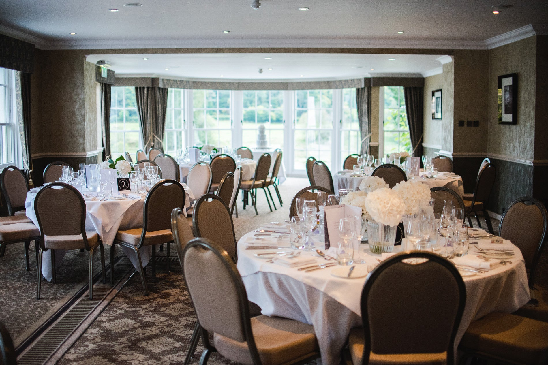 Banchory Lodge Hotel - Wedding Venue - XOXO Florist