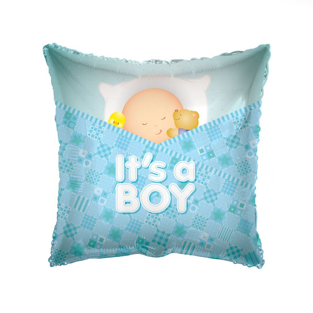 It's a Boy Helium Balloon - XOXO Florist Aberdeen