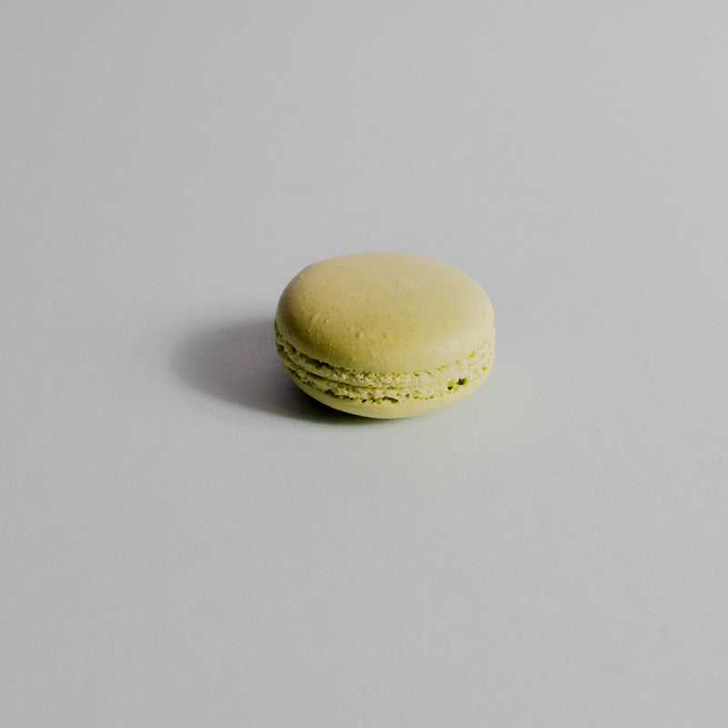 Spiced Pear flavoured Macaron