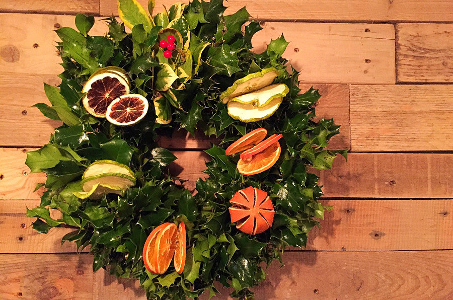 Bespoke Fruit Wreath
