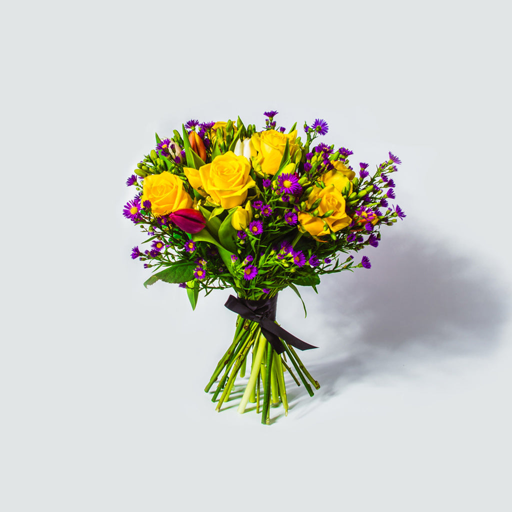 The Wild Bouquet | XOXO Florist Aberdeen | Mother's Day Bouquet