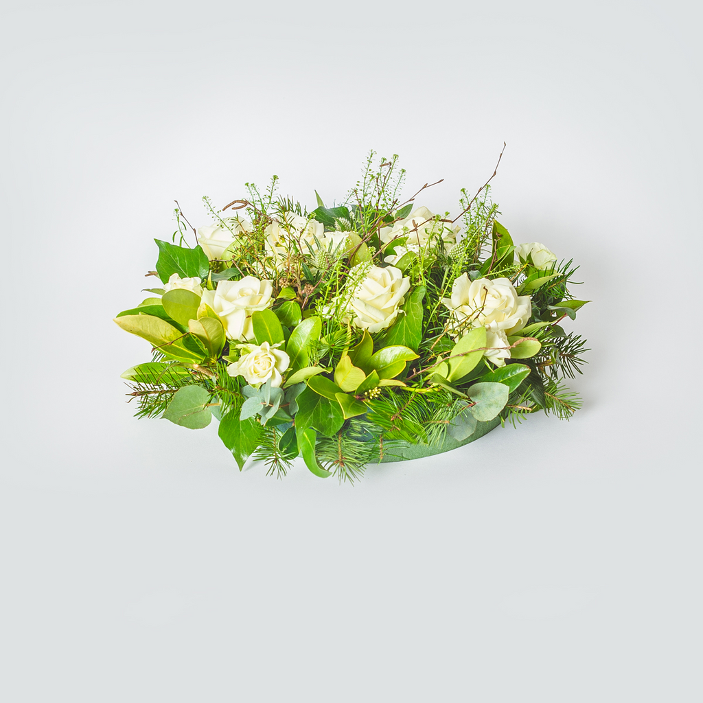 funeral and grave posy | Funeral Flowers | XOXO Florist Aberdeen