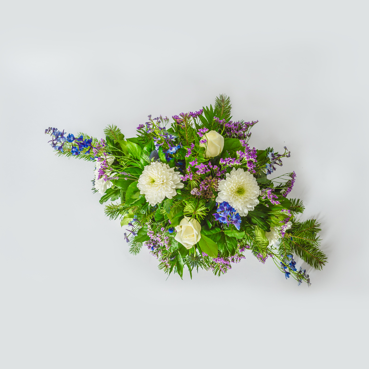 Double ended spray | Funeral Flowers | XOXO Florist Aberdeen