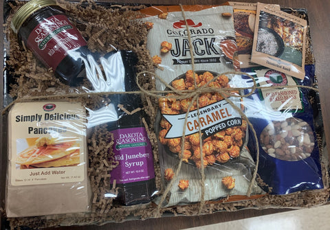 Amazing Dad Gift Basket