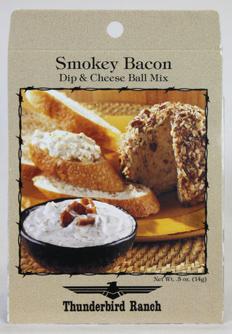 Smokey Bacon Cheese Ball & Dip Mix