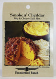 Smoken' Cheddar Cheese Ball & Dip Mix