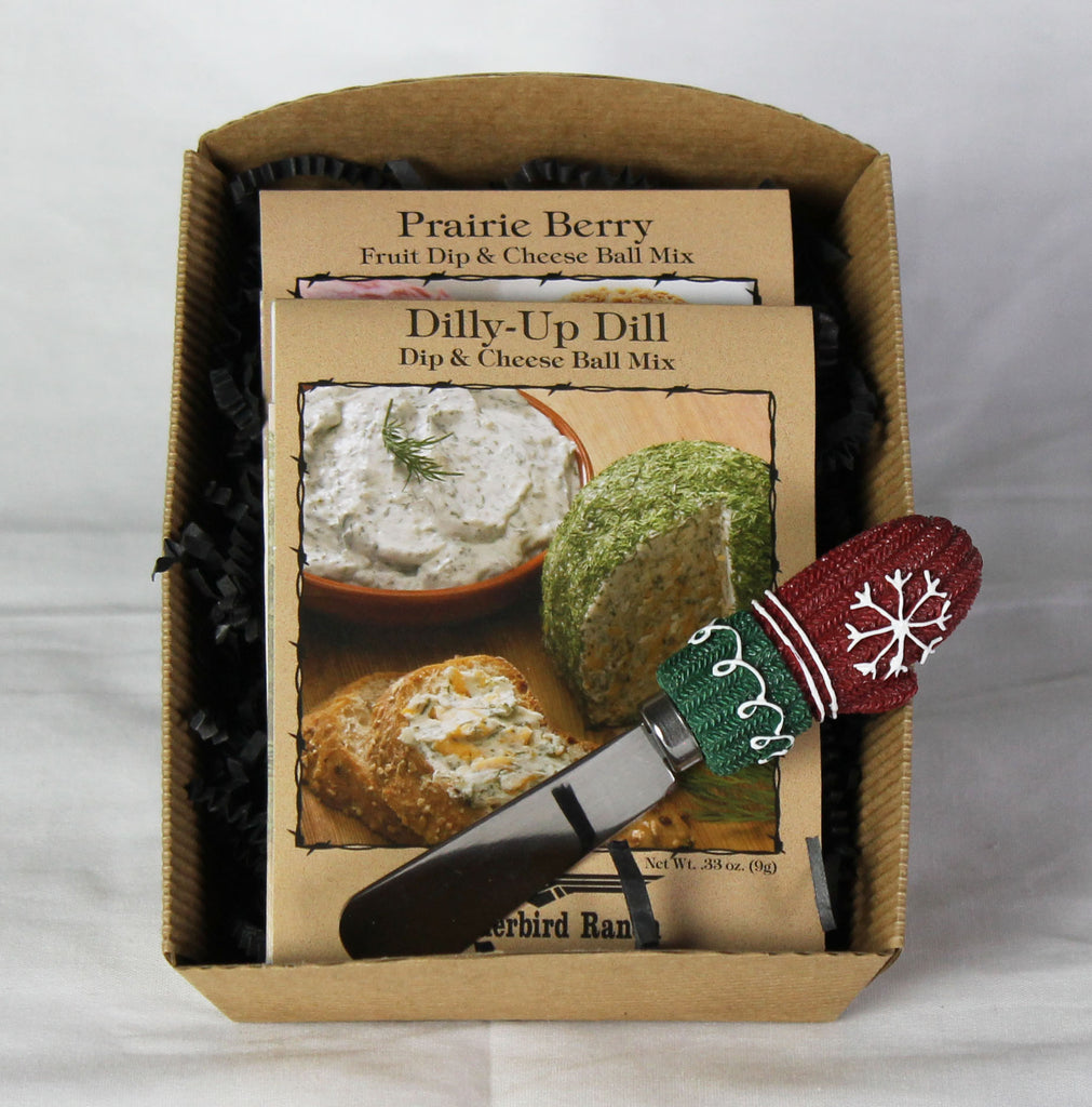 Cheeseball Gift Set