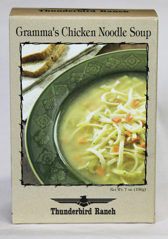 Gramma's Chicken Noodle Soup