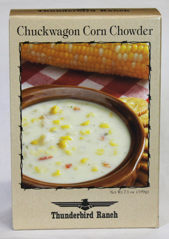 Chuckwagon Corn Chowder