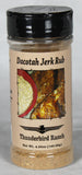 Dacotah Jerk Rub Bottle