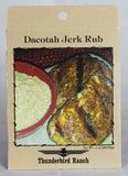 Dacotah Jerk Rub