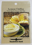 Lemon Chiffon Fruit Dip & Cheese Ball Mix