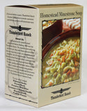 Homestead Minestrone Soup