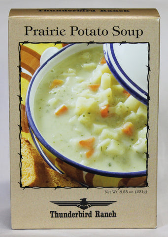 Prairie Potato Soup