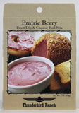 Prairie Berry Fruit Dip & Cheese Ball Mix