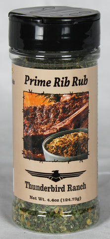 Prime Rib Rub Bottle