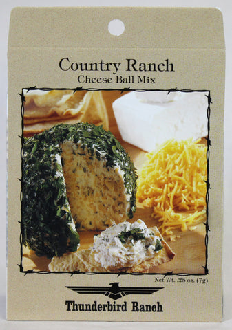 Country Ranch Cheese Ball