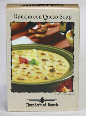 Rancho Con Queso Soup