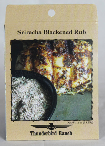Sriracha Blackened Rub