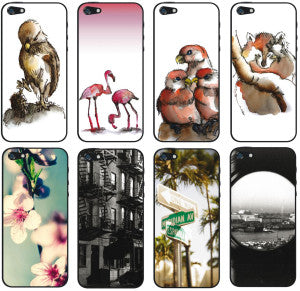 Skins originales pour iPhone