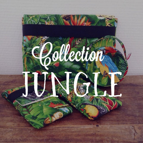 Jungle Mini sac rond