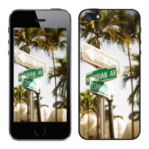 Jolie skin pour iPhone 5 Miami SoBe South Beach