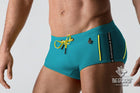 BeGuard. Swimming Trunks with Contrasting Details