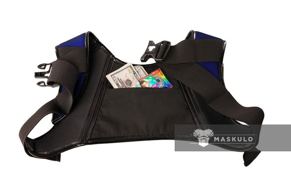 Armored. Color-Under. Holster Chest Harness