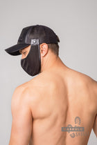 Skulla. Detatchable Mask for Skulla Cap