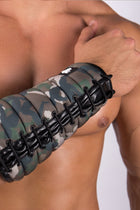 SALE Armored. Maskulo Spandex Forearm Guard Wallet. Camo (1 pc)