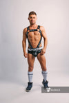 Youngero. Men's Fetish Body Harness