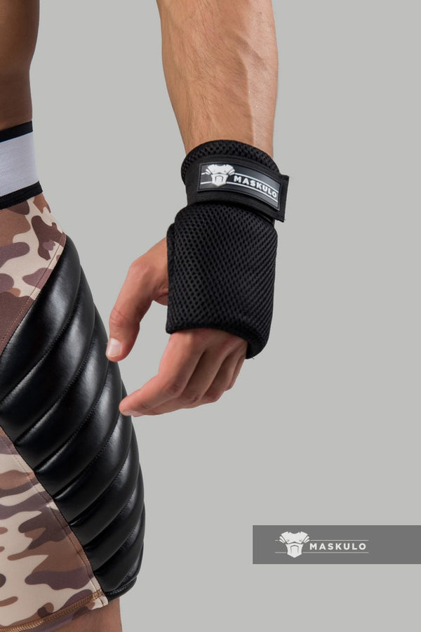 Armored. Maskulo Wrist Guard Set (2 pcs)