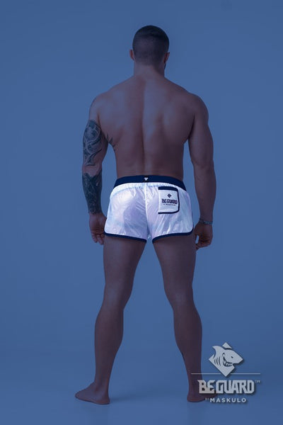 BeGuard. Fully Transparent Club Shorts