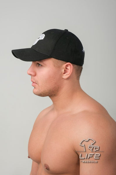 Life. Men's Fetish Curved brim Cap