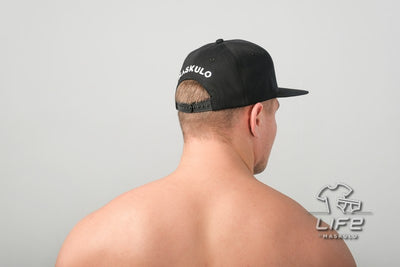 Life. Men's Fetish Flat brim Cap